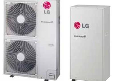LG Αντλίες Θερμότητας