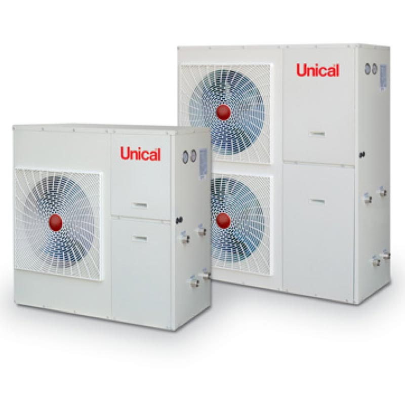 Unical – HP_OWVER – INVERTER