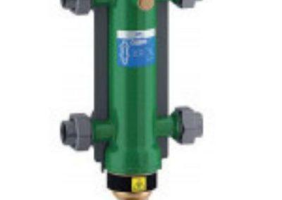 Υδραυλικός Διαχωριστής Σωματιδίων Πολλαπλων Χρήσεων
