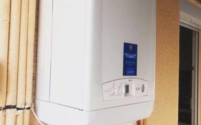 Unical-Αντικατασταση λέβητα αερίου με τον KONm Της Unical